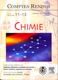 Couverture de l'ouvrage Comptes rendus Académie des sciences, Chimie, tome 9, fasc 11-12, Nov-Dec 2006 modification, dégradation et stabilisation des polymères ...