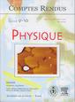 Couverture de l'ouvrage Comptes rendus Académie des sciences, Physique, tome 7, fasc 9-10, Nov-Déc 2006 : nucleation / nucléation