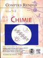 Couverture de l'ouvrage Comptes rendus Académie des sciences, Chimie, tome 10, fasc 1-2, janv-fév 2007 : corrélations de spin et de charge dans les matériaux moléculaires...