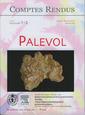 Couverture de l'ouvrage Comptes rendus Académie des sciences, Palevol, tome 6, fasc 1-2, janv-fév 2007 : bioaccumulations et bioconstructions fossiles...