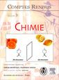 Couverture de l'ouvrage Comptes rendus Académie des sciences, Chimie, tome 10, fasc 3, mars 2007 : catalyse asymétrique / Asymmetric catalysis
