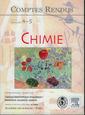 Couverture de l'ouvrage Comptes rendus Académie des sciences, Chimie, tome 10, fasc 4-5, avril-mai 2007 : catalyse biomimétique d'oxydation Biomimetic oxydation catalysis