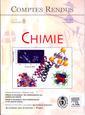 Couverture de l'ouvrage Comptes rendus Académie des sciences, Chimie, tome 10, fasc 8, Août 2007 : métaux en biocatalyse : des métalloenzymes aux systèmes bio-inspirés...