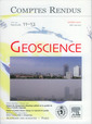 Couverture de l'ouvrage Comptes rendus Académie des sciences, Géoscience, tome 339, fasc 11-12, Octobre 2007 : impact du changement climatique global sur la qualité...