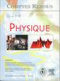Couverture de l'ouvrage Comptes rendus Académie des sciences, Physique, tome 8, fasc 7-8, SeptembreOctobre 2007 : neutron scattering : a comprehensive tool... (Bilingue)