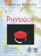 Couverture de l'ouvrage Comptes rendus Académie des sciences, Physique, tome 8, fasc 9, Novembre 2007 the mystery of the Higgs particle / Le mystère de la particule de Higgs