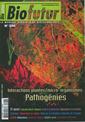 Couverture de l'ouvrage Biofutur N° 296 : Interactions plantes/ micro-organismes. Pathogénies (Février 2009)