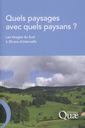 Couverture de l'ouvrage Quels paysages avec quels paysans ? Les Vosges du sud à 30 ans d'intervalle.