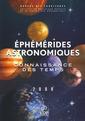 Couverture de l'ouvrage Éphémérides astronomiques 2009 : connaissance des temps (avec CD-ROM)