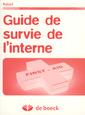 Couverture de l'ouvrage Guide de survie de l'interne
