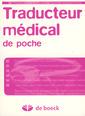 Couverture de l'ouvrage Traducteur médical de poche