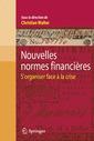 Couverture de l'ouvrage Nouvelles normes financières, s'organiser face à la crise