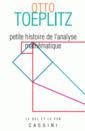 Couverture de l'ouvrage Petite histoire de l'analyse mathématique