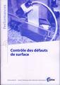 Couverture de l'ouvrage Contrôle des défauts de surface (Performances, 9Q99)