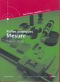 Couverture de l'ouvrage Fiches pratiques Mesure Edition 2009 (Les Fiches conseils du Cetim, 4C13)