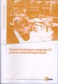 Couverture de l'ouvrage Dossier technique marquage CE pour le matériel frigorifique (Performances, 9Q131)