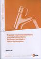 Couverture de l'ouvrage Aspects environnementaux dans la robinetterie bâtiment-sanitaire. Charte écoconception (Performances, 9Q146)