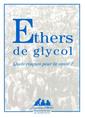 Couverture de l'ouvrage Ethers de glycol : quels risques pour la santé ?
