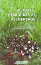 Couverture de l'ouvrage Plantes, herbicides et désherbage