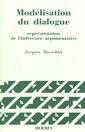 Couverture de l'ouvrage Modélisation du dialogue