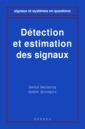 Couverture de l'ouvrage Détection et estimation des signaux