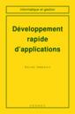 Couverture de l'ouvrage Développement rapide d'applications
