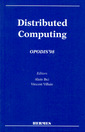 Couverture de l'ouvrage Distributed computing, OPODIS'98. (proceedings of the 2nd international conference Amiens, dec 1998)