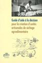 Couverture de l'ouvrage Guide d'aide à la décision pour la création d'unités artisanales de séchage agroalimentaire