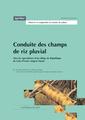 Couverture de l'ouvrage Conduite des champs de riz pluvial chez les agriculteurs d'un village de République de Côte d'Ivoire (région Ouest) Dossier pédagogique