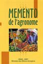 Couverture de l'ouvrage Mémento de l'agronome (avec DVD-ROM)