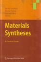 Couverture de l'ouvrage Materials Syntheses