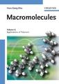 Couverture de l'ouvrage Macromolecules. Volume 4. Applications of polymers