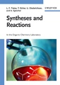 Couverture de l'ouvrage Reactions & synthesis in the organic chemistry laboratory