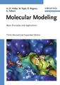 Couverture de l'ouvrage Molecular modeling: Basic principles & applications (3rd Ed.)