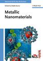 Couverture de l'ouvrage Metallic nanomaterials