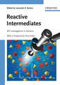 Couverture de l'ouvrage Reactive intermediates : ms investigations in solution