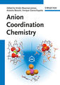 Couverture de l'ouvrage Anion coordination chemistry (hardback)