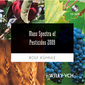 Couverture de l'ouvrage Mass spectra of pesticides 2009 (CD-ROM)