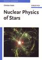 Couverture de l'ouvrage Nuclear physics of stars