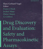 Couverture de l'ouvrage Drug discovery & evaluation : safety & pharmacokinetic assays