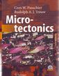 Couverture de l'ouvrage Microtectonics