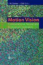 Couverture de l'ouvrage Motion Vision