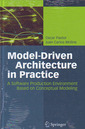 Couverture de l'ouvrage Model-Driven Architecture in Practice