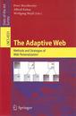 Couverture de l'ouvrage The Adaptive Web