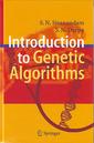 Couverture de l'ouvrage Introduction to Genetic Algorithms