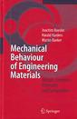 Couverture de l'ouvrage Mechanical behaviour of engineering materials: Metals, ceramics, polymers & composites