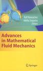 Couverture de l'ouvrage Advances in mathematical fluid mechanics