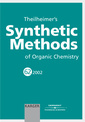 Couverture de l'ouvrage Theilheimer's synthetic methods of organic chemistry, vol. 62