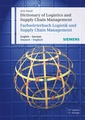 Couverture de l'ouvrage Dictionary of logistics & supply chain management : English - German / Deutsch - English