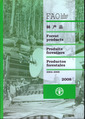 Couverture de l'ouvrage Yearbook of forest products 2004-2008
